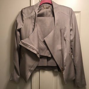Marciano blazer and paint